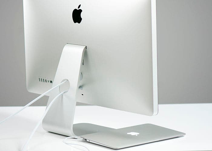 Thunderbolt iMac y Macbook Air
