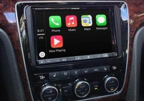 Radio Alpine con CarPlay