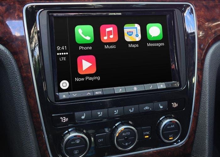 Radio Alpine con CarPlay