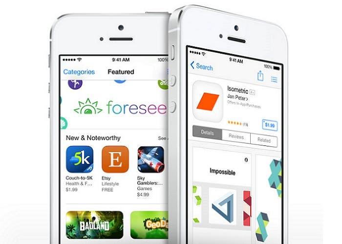 App Store alcanza el millón de apps