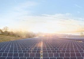Granja de servidores de Apple alimentada por energía solar