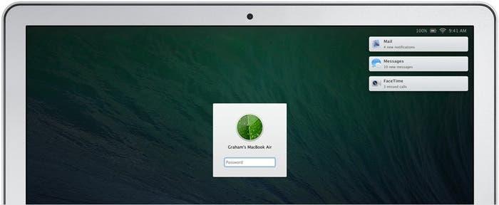 Acceso al escritorio de OS X