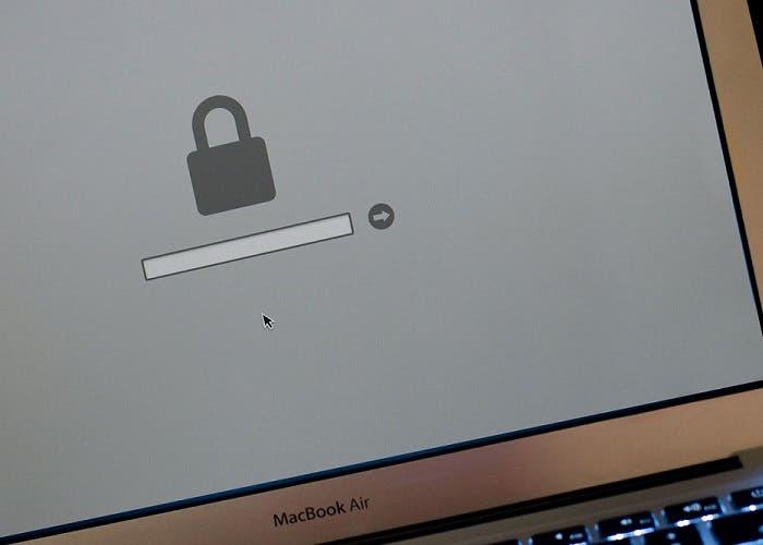 Contraseña de firmware en OS X