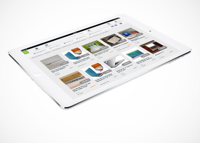eBay para iPad