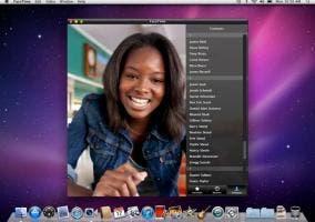 FaceTime en OS X Snow Leopard