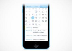 Nueva interfaz al estilo iOS 7