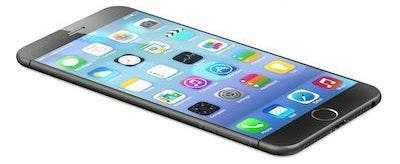 Frontal iPhone 6