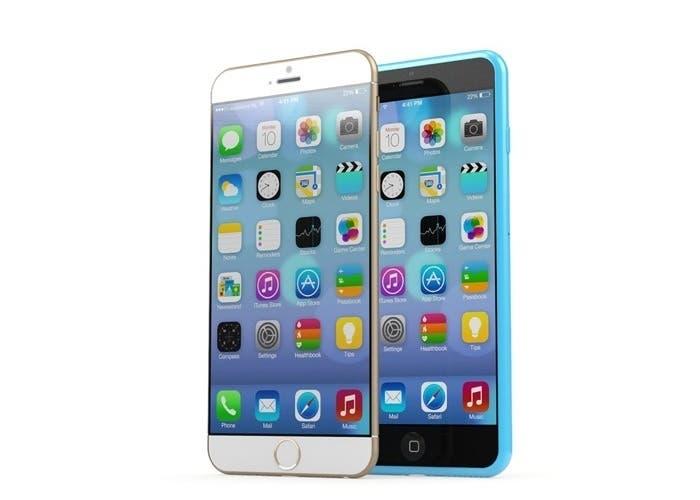 iPhone 6 y iPhone 6c