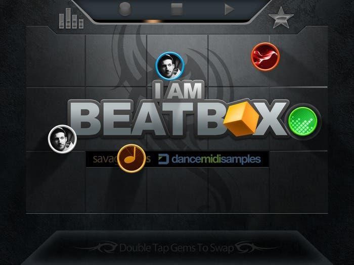 Con iAmBeatBox puedes componer tus propias bases de música electrónica