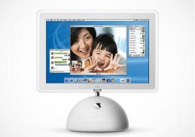 iMac G4 con iChat