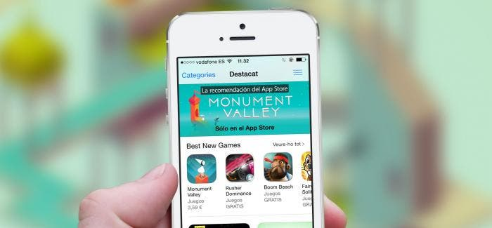 MOnument Valley exclusivo App Store