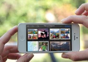 Funcionamiento de iPhoto en iOS