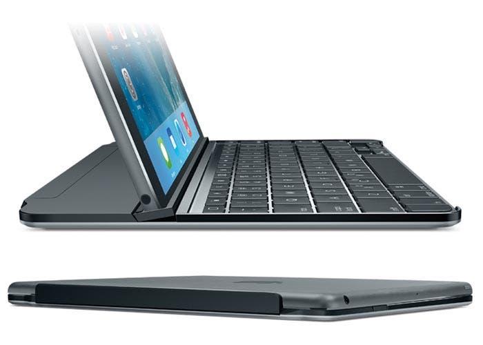 Funda con teclado para el iPad