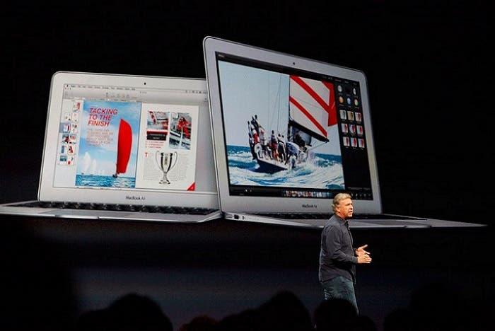Nuevas actualizaciones para el MacBook Air