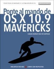 Libro aprendizaje OS X Mavericks