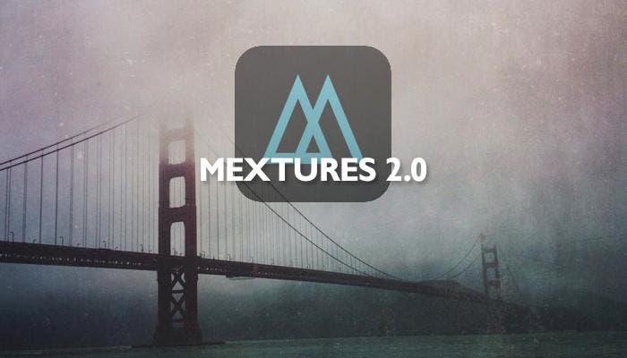 Actualización de Mextures