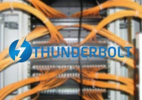 Tecnología de conexión de redes ultrarrápida por Thunderbolt