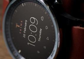 Concepto de smartwatch de Triwa