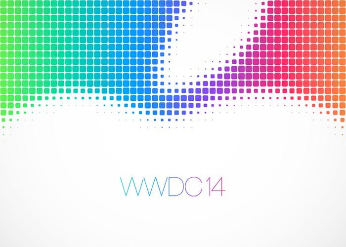 Cartel de la WWDC 2014