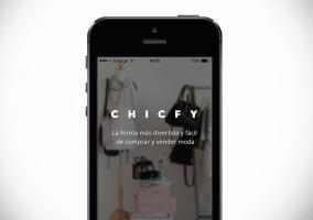 Chicfy en iPhone 5s