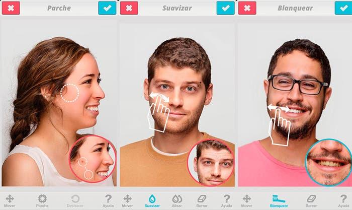 Edita y mejora tus selfies y fotos con Facetune