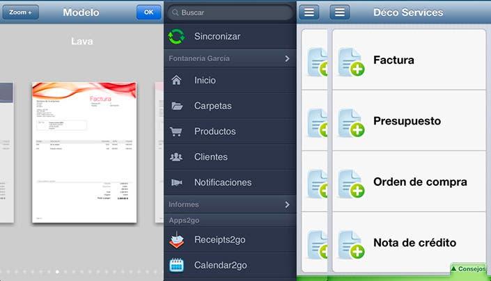 Crea facturas de manera rápida y fácil con Invoice2go Plus