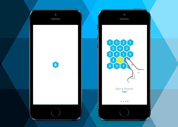 Acaba con los hexágonos  grises en tu iPhone con Hexagons