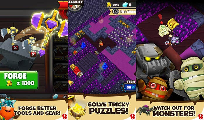 Juego de puzzles para iPhone y iPad