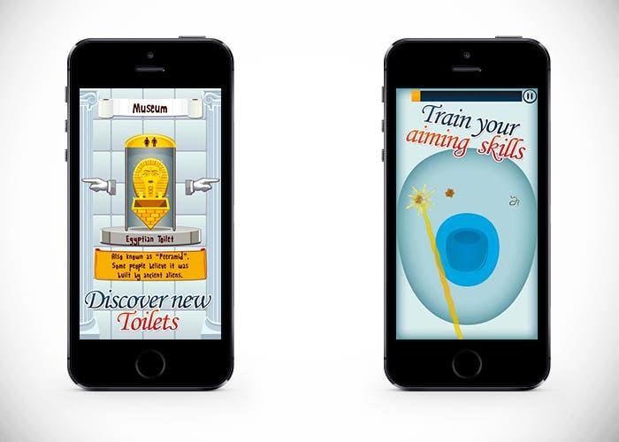 Toilet Time en iPhone 5s