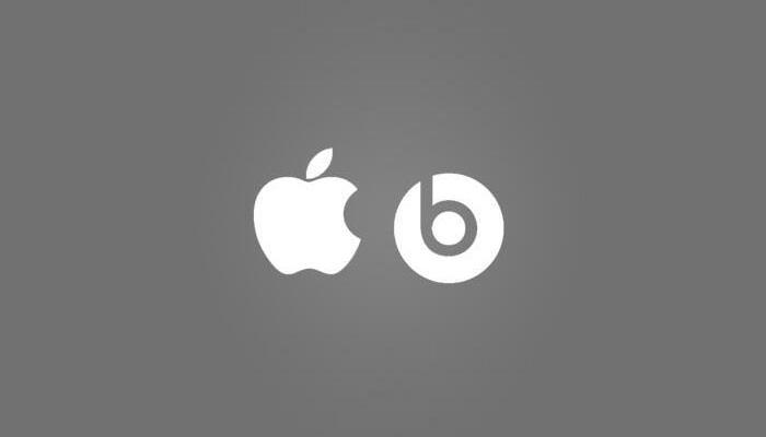 Logo de Apple y Beats