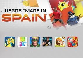 Juegos Made in Spain