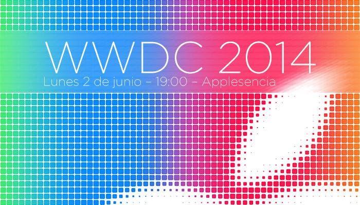 Anuncio de Keynote WWDC 2014