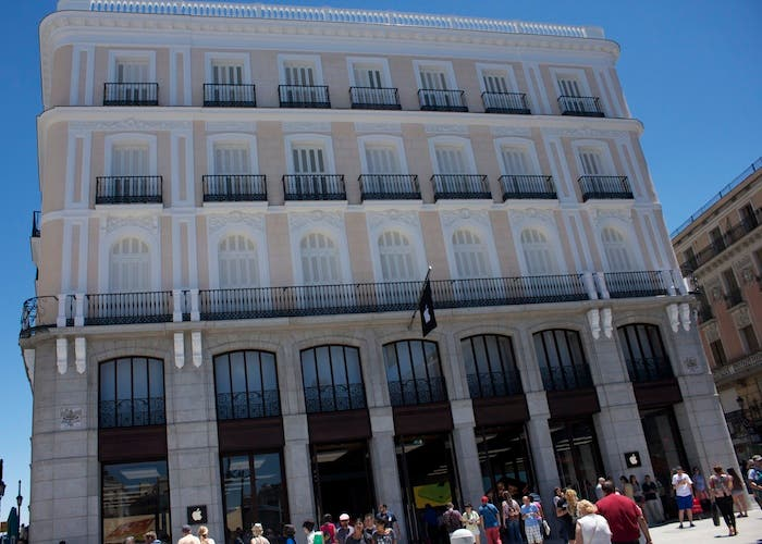 Apple Retail Store, Puerta del Sol