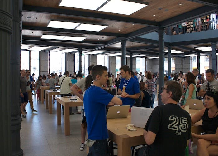 Apple Retail Store, Puerta del Sol