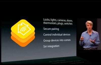 HomeKit iOS 8