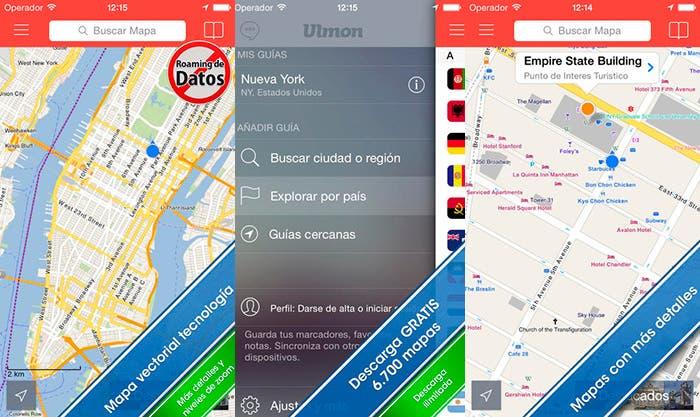 Tus mapas online y offline con CityMaps2GoPro