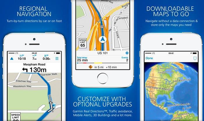 Garmin víago, el navegador GPS de Garmin