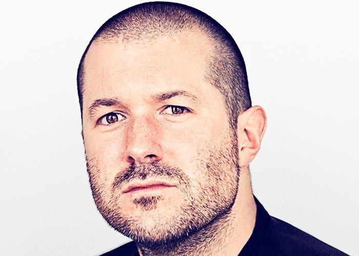 Jony Ive, jefe de diseño de Apple