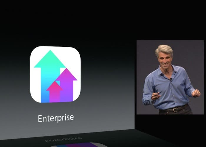 Apple iOS 8 Enterprise