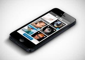 beQbe en un iPhone