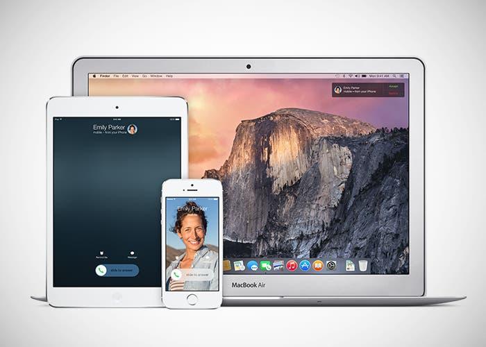 Handoff de Apple