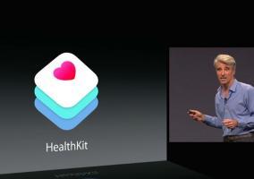 Presentación de HealthKit