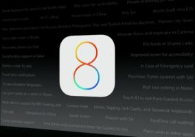 iOS 8 beta 4 disponible el lunes 21 de julio