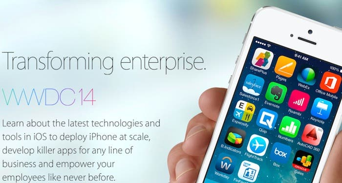 iOS 8 in Enterprise