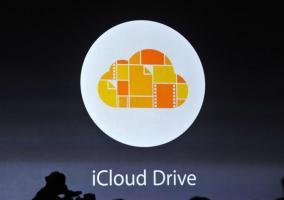 Logo de iCloud Drive