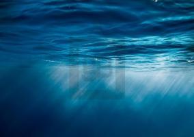 Fondo de pantalla de rayos de agua