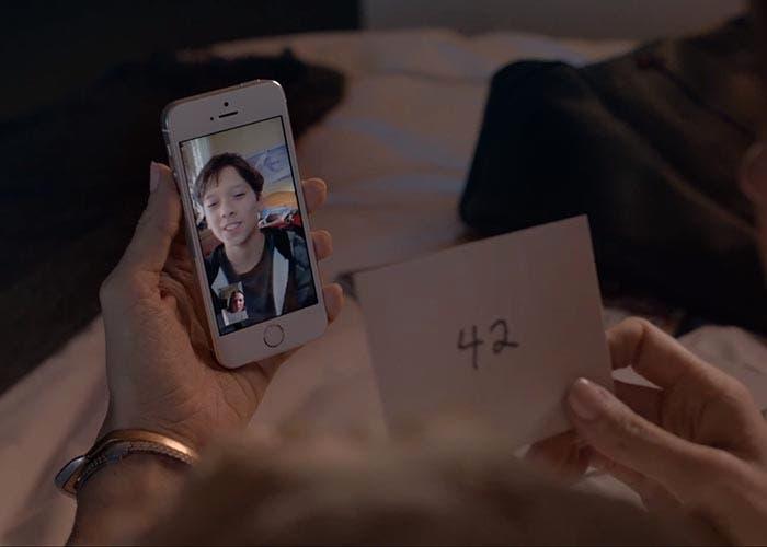 Nuevo anuncio del iPhone 5s