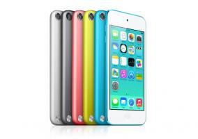 Nuevo iPod touch, disponible en colores
