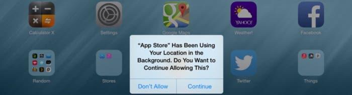 Funcionalidad nueva en iOS 8