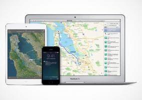 Mapas en iOS y OS X